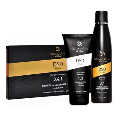 Препараты для восстановления структуры и снижения выпадения волос